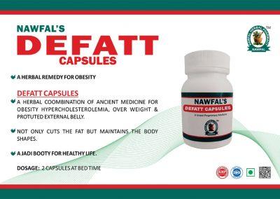 defatt capsules