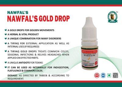 nawfal gold drop