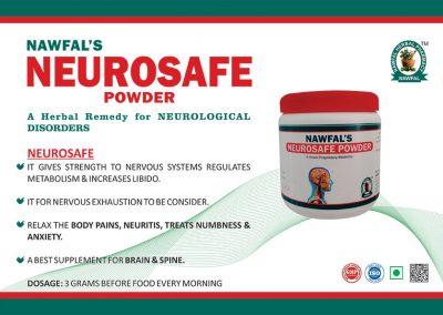 neurosafe powder