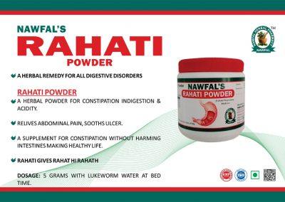 rahati powder