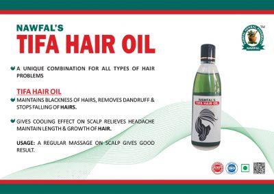 tifa hair oil
