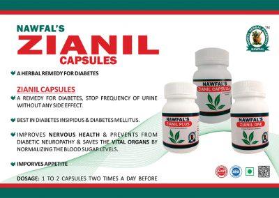 zainil capsules